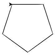 How to draw pentagon, hexagon and other polygons in Python Turtle?