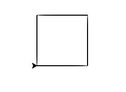 How To Draw Square And Rectangle In Python Turtle